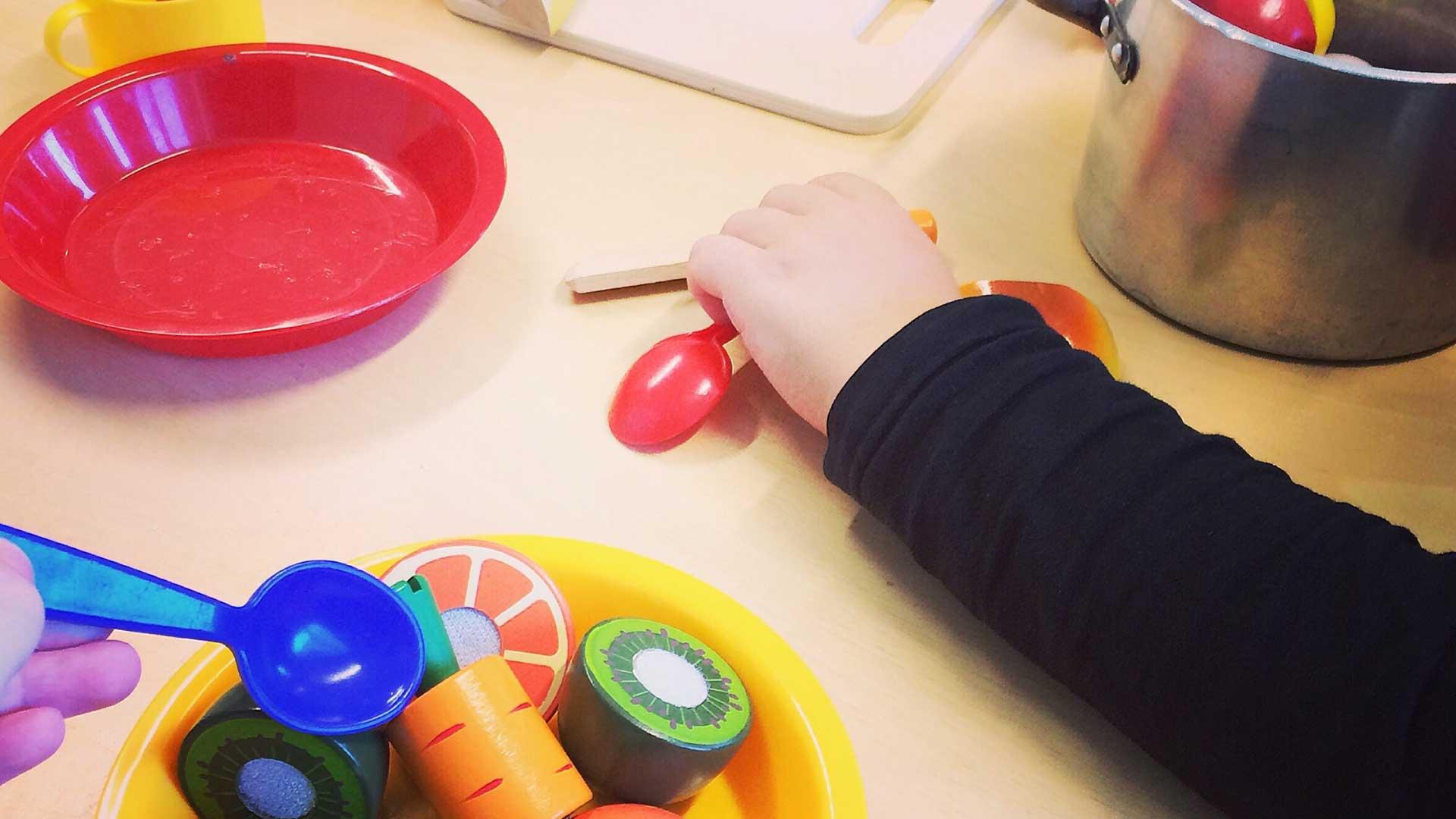 Vad händer vid ergoterapi för barn?